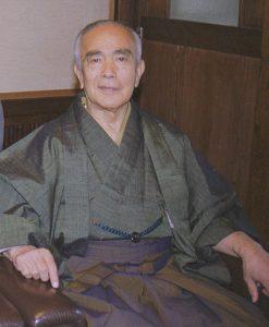 Koichi Tohei at Ki Society Headquarters in Tokyo, c. 1996