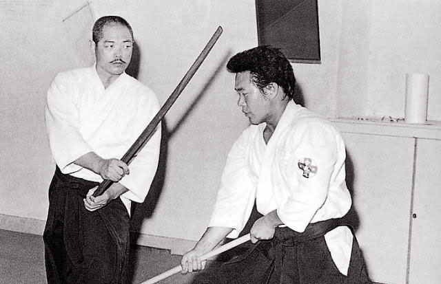 Hirokazu Kobayashi (1929–1998), little known Aikido master active in Osaka and Europe