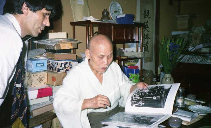 Stanley Pranin interviews Noriaki (Yoichiro) Inoue at his home in 1988