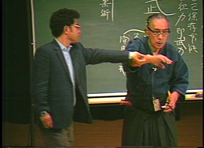 Minoru Mochizuki: an Overview of the Aikido Friendship Demonstrations