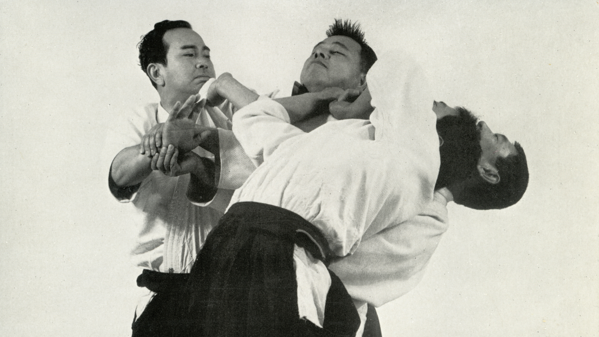 "Stanley Pranin's ""Zone Theory of Aikido 2.0"""
