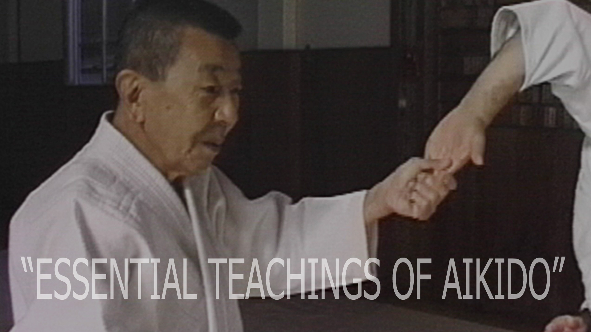"Michio Hikitsuchi's ""Essential Teachings of Aikido"""