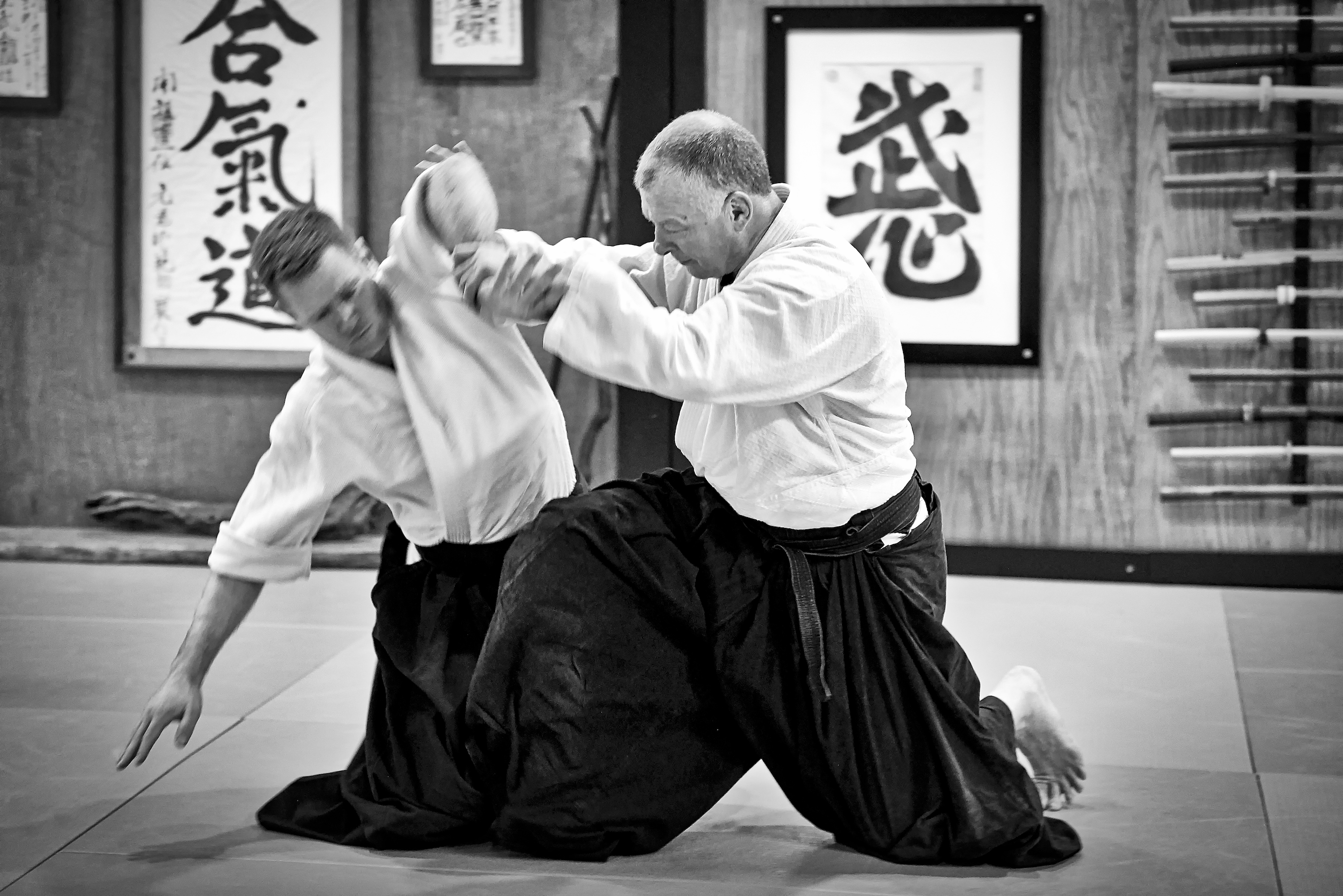 Aikido Images bruce bookman: teaching aikido and the future of the art – aikido