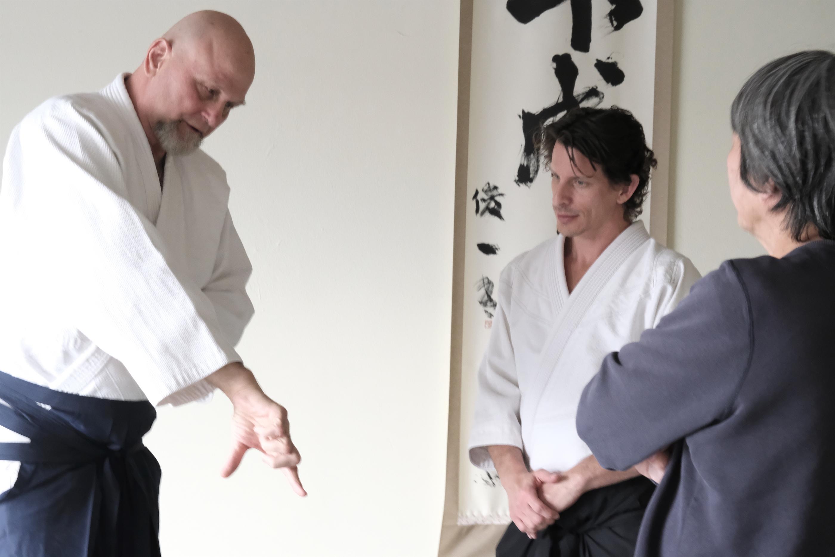Study of martial arts benefits