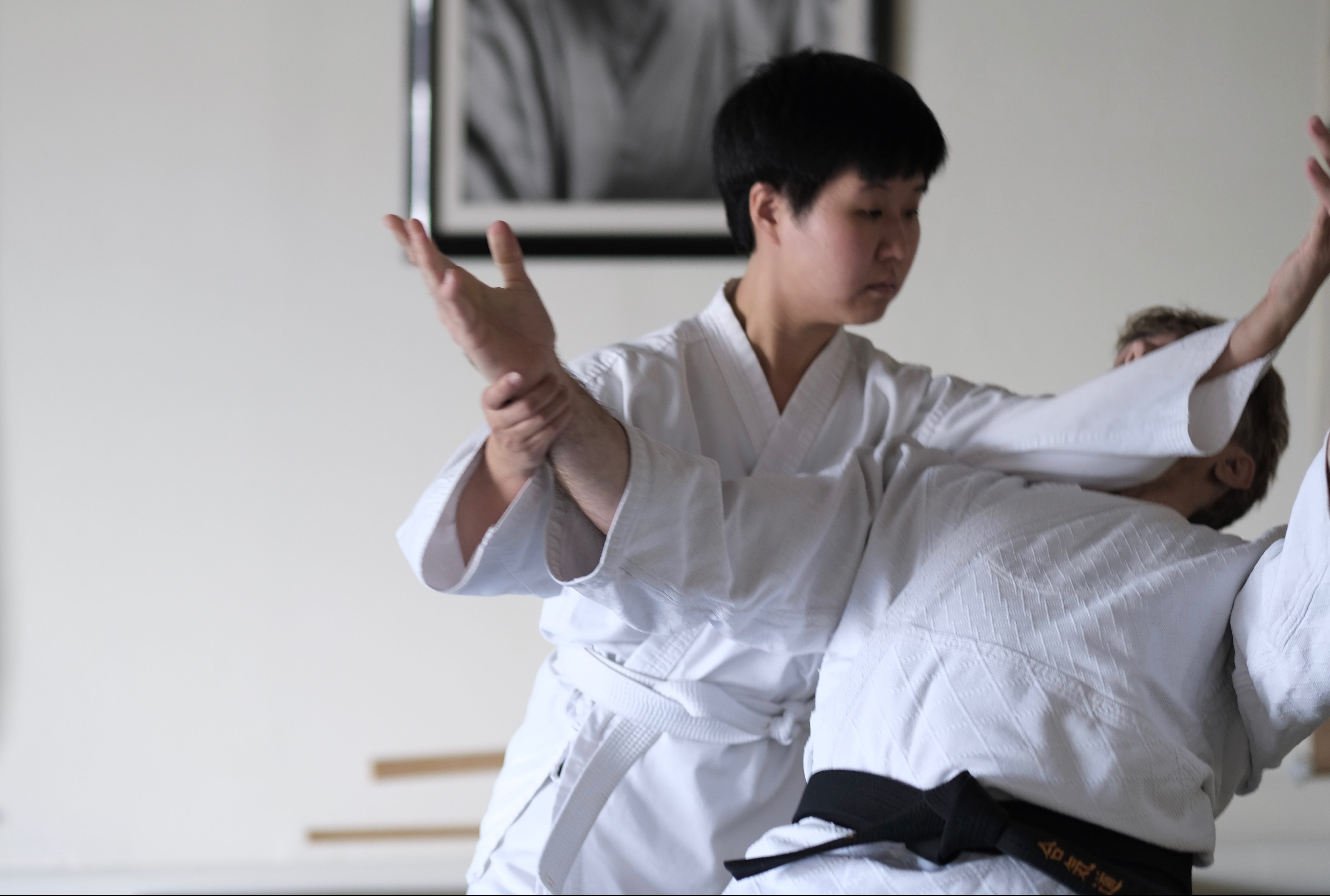 Why Aikido is Great for Women – Aikido Journal