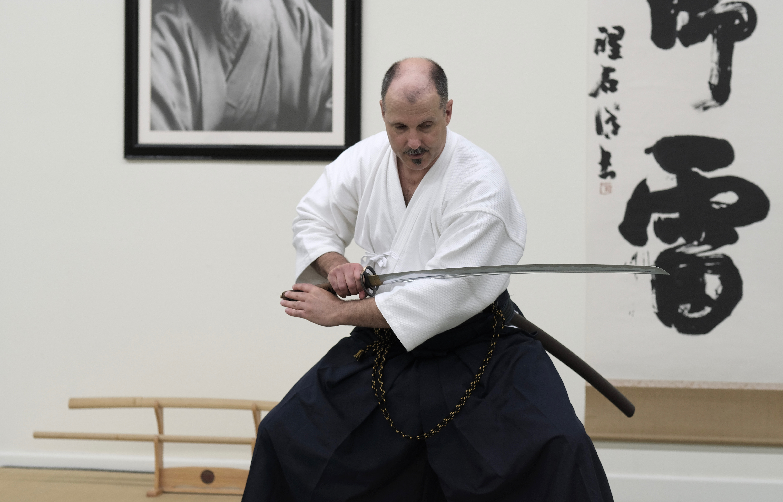 A True Aiki Swordsman: Philip Greenwood on Shoji Nishio
