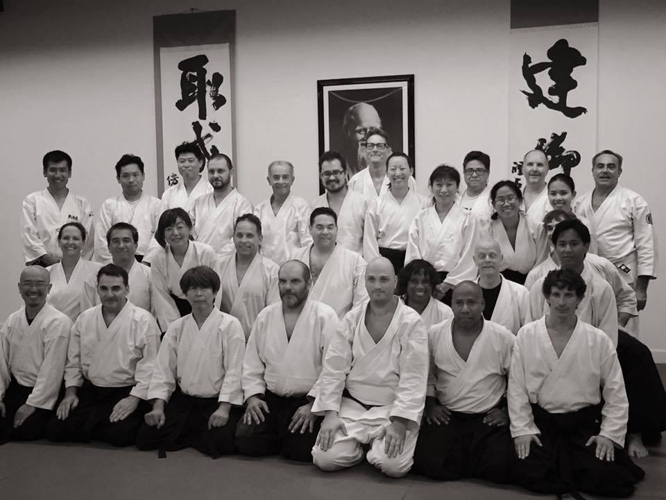 Matsuoka Sensei Seminar, 2015