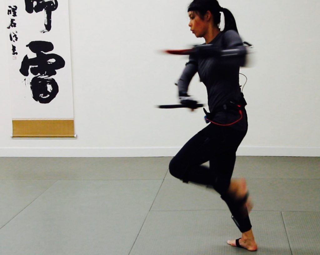 Lauren Kim has extensive mocap experience, having worked on a number of AAA video game titles including Tomb Raider, Bioshock, Resident Evil, Elder Scrolls Online, God of War, and Assassin's Creed.