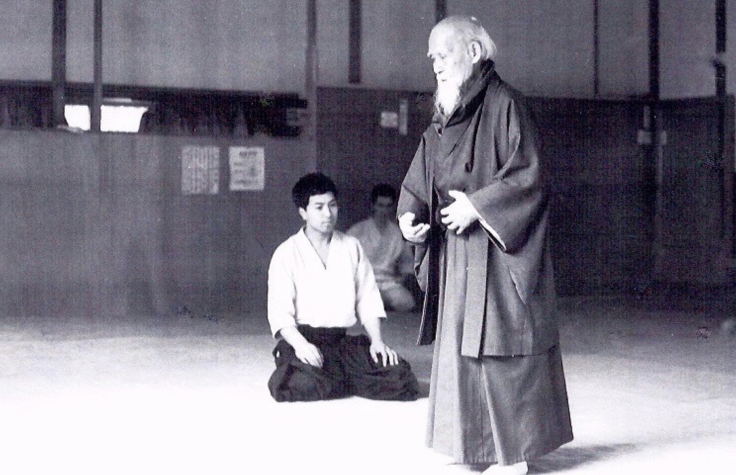 Aikido Confronting A Crisis Aikido Journal