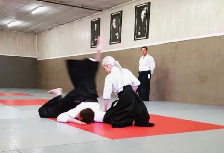 The Journey To Black Belt Aikido Journal
